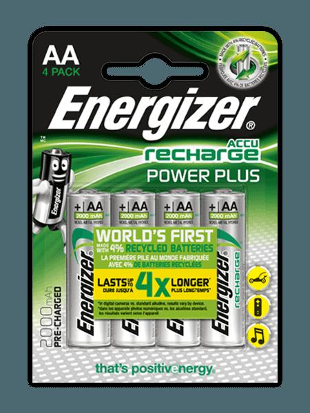 Energizer® Herladen Power Plus – AA
