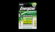 Energizer® Herladen Macht Plus  - AAA