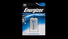 Energizer® Ultiem Lithium - 9V