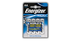 Energizer® Ultimate Lithium Batterien - AA