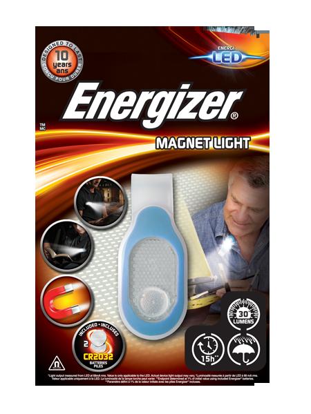 Energizer® Magnet Light