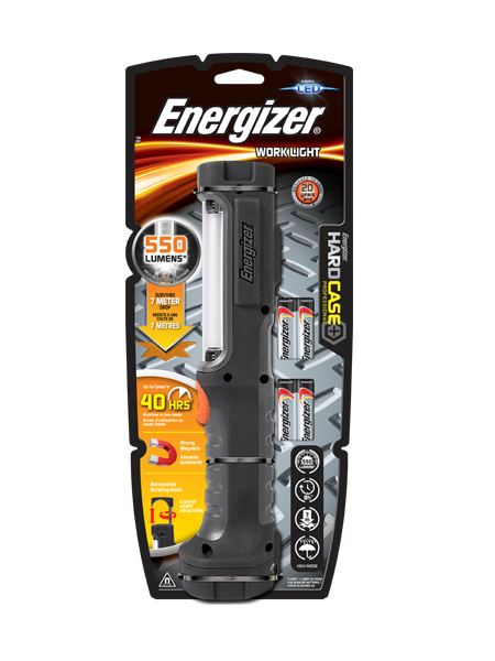 Energizer<sup>®</sup> HardCase Work Light