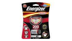 Energizer<sup>®</sup> Vision HD headlight
