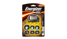 Energizer<sup>®</sup> Atex Headlight