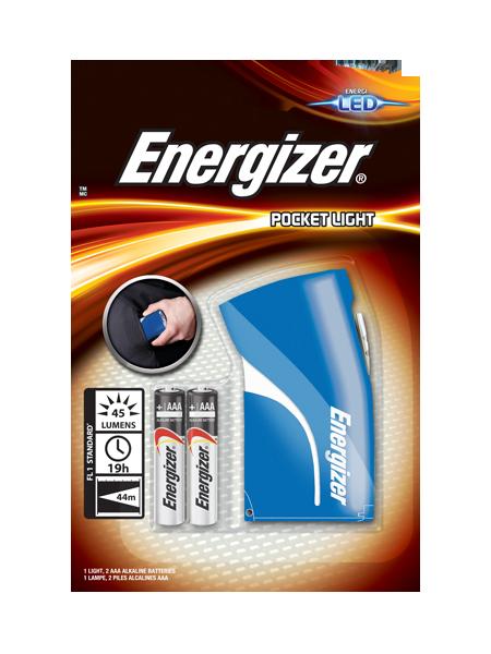 Energizer<sup>®</sup> Pocket Light