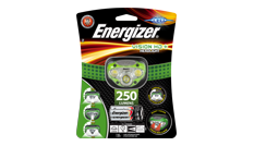 Energizer<sup>®</sup> Vision HD+ Headlight
