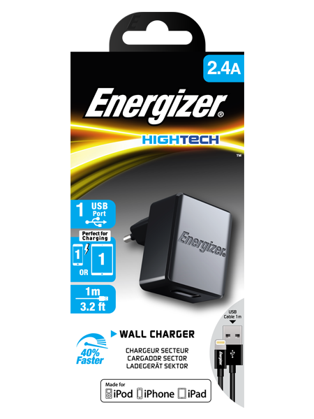 Energizer<sup>&reg;</sup> USB Charger