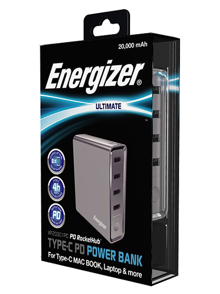 ENERGIZER® POWER BANK