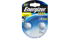 ENERGIZER® ULTIMATE LITHIUM COIN -CR2025